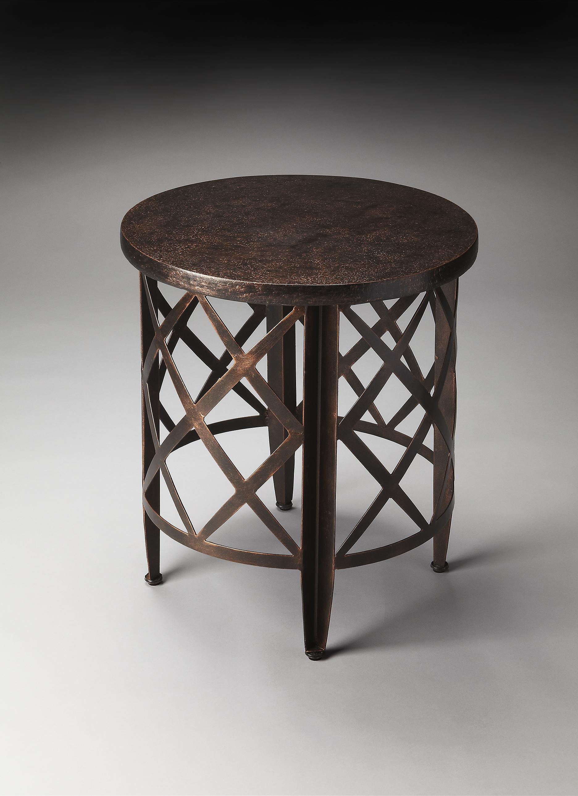 Butler Specialty Company Metalworks End Table - Item Number: 2881025