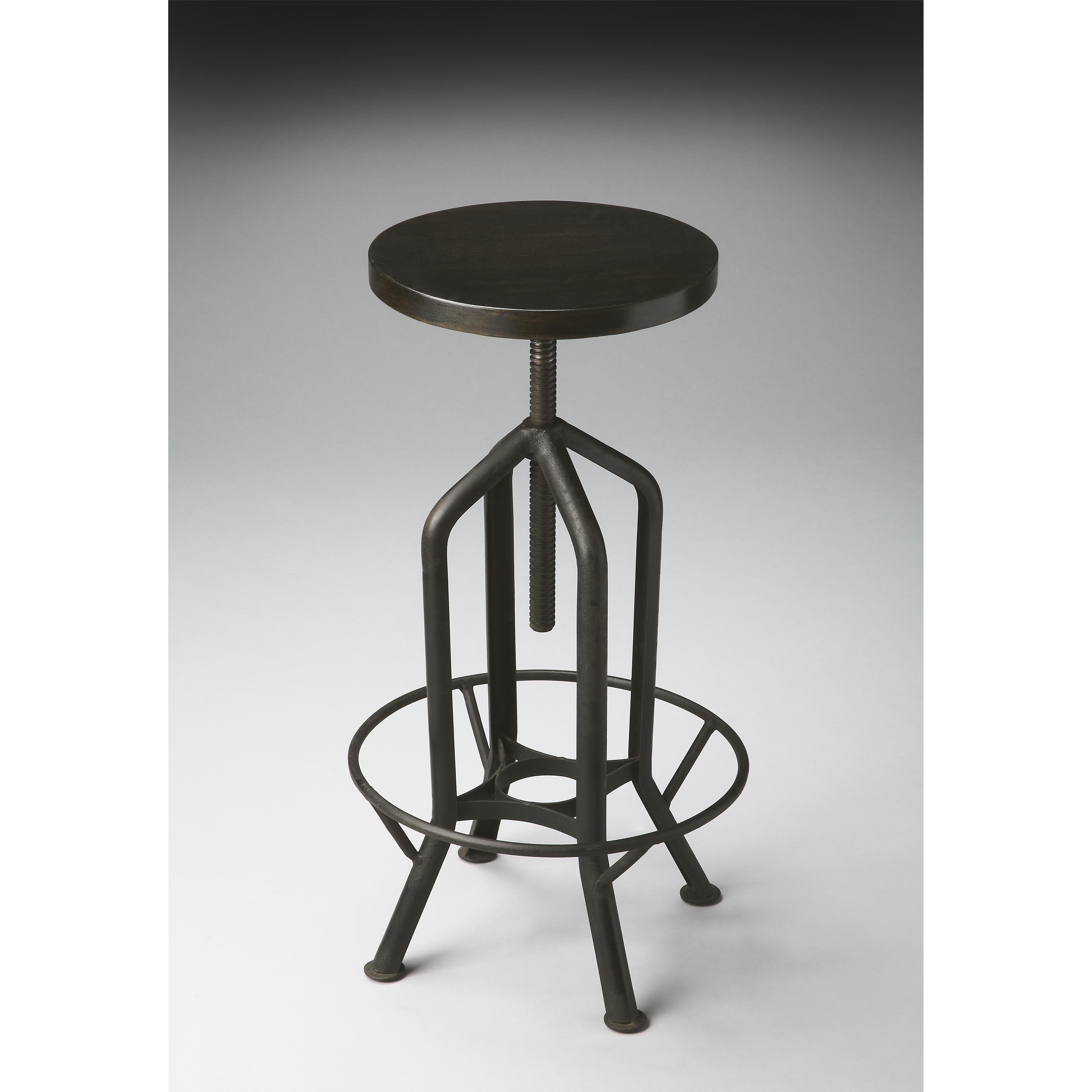 Butler Specialty Company Metalworks Revolving Bar Stool - Item Number: 2883025
