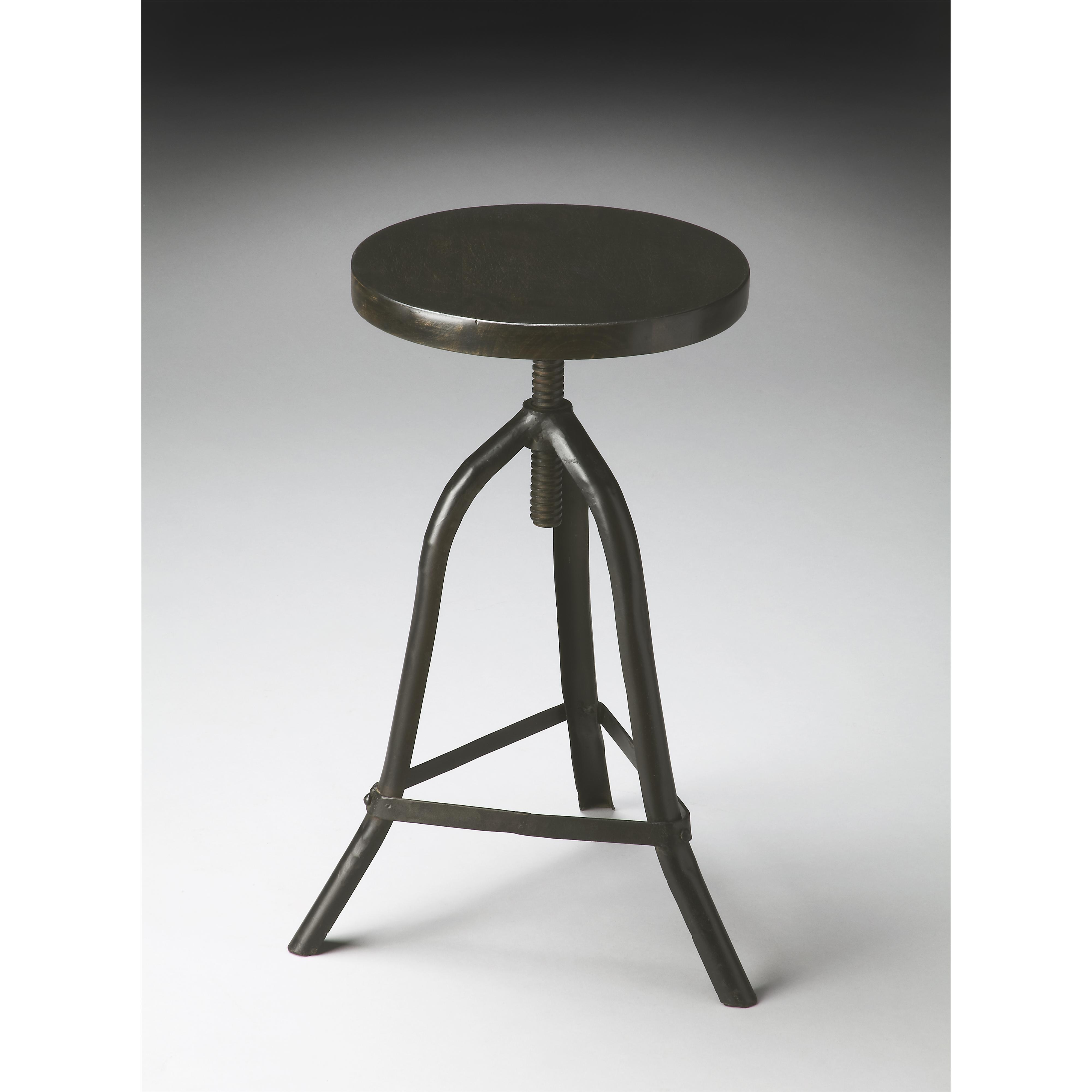 Butler Specialty Company Metalworks Revolving Stool - Item Number: 2897025