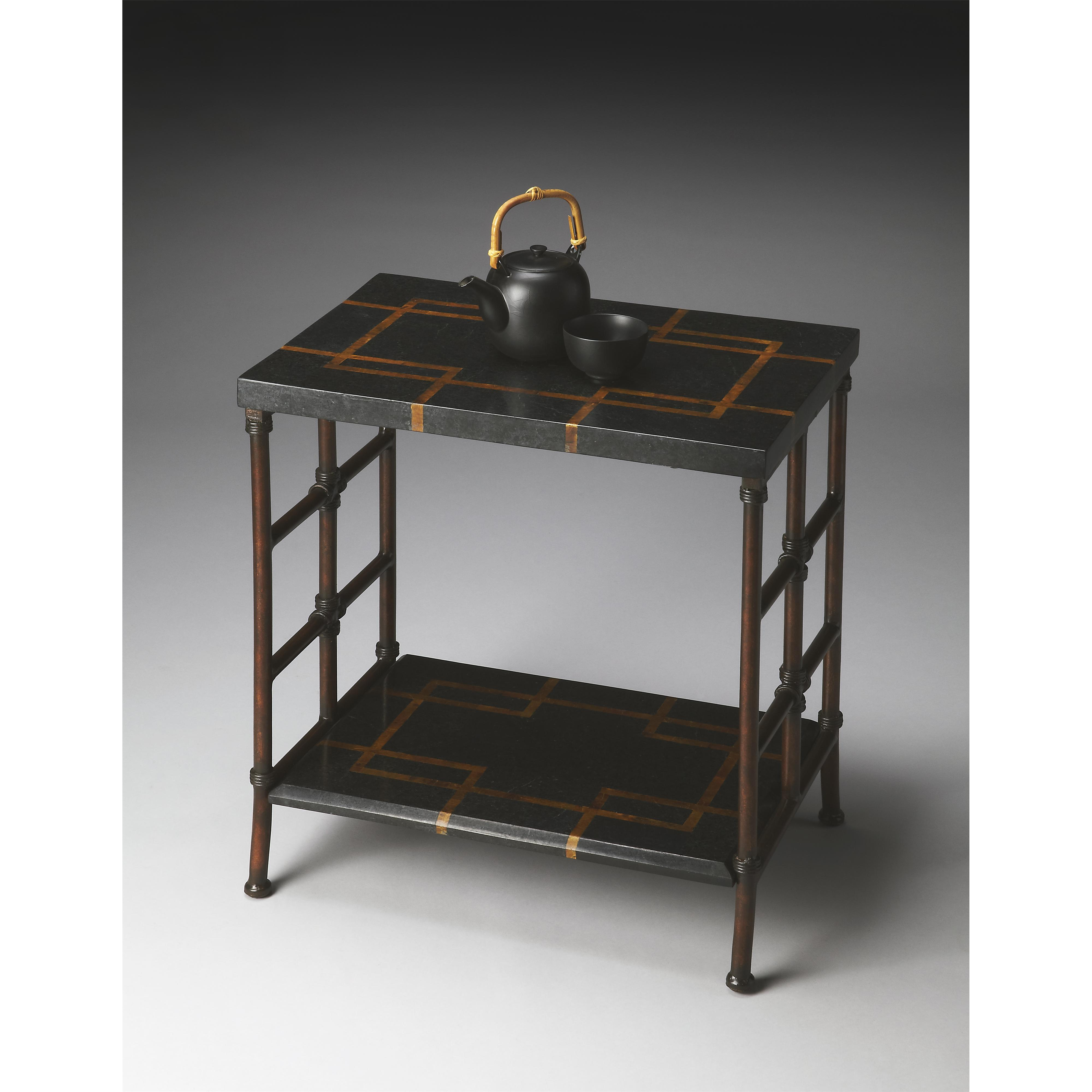 Butler Specialty Company Metalworks Accent Table - Item Number: 2974025