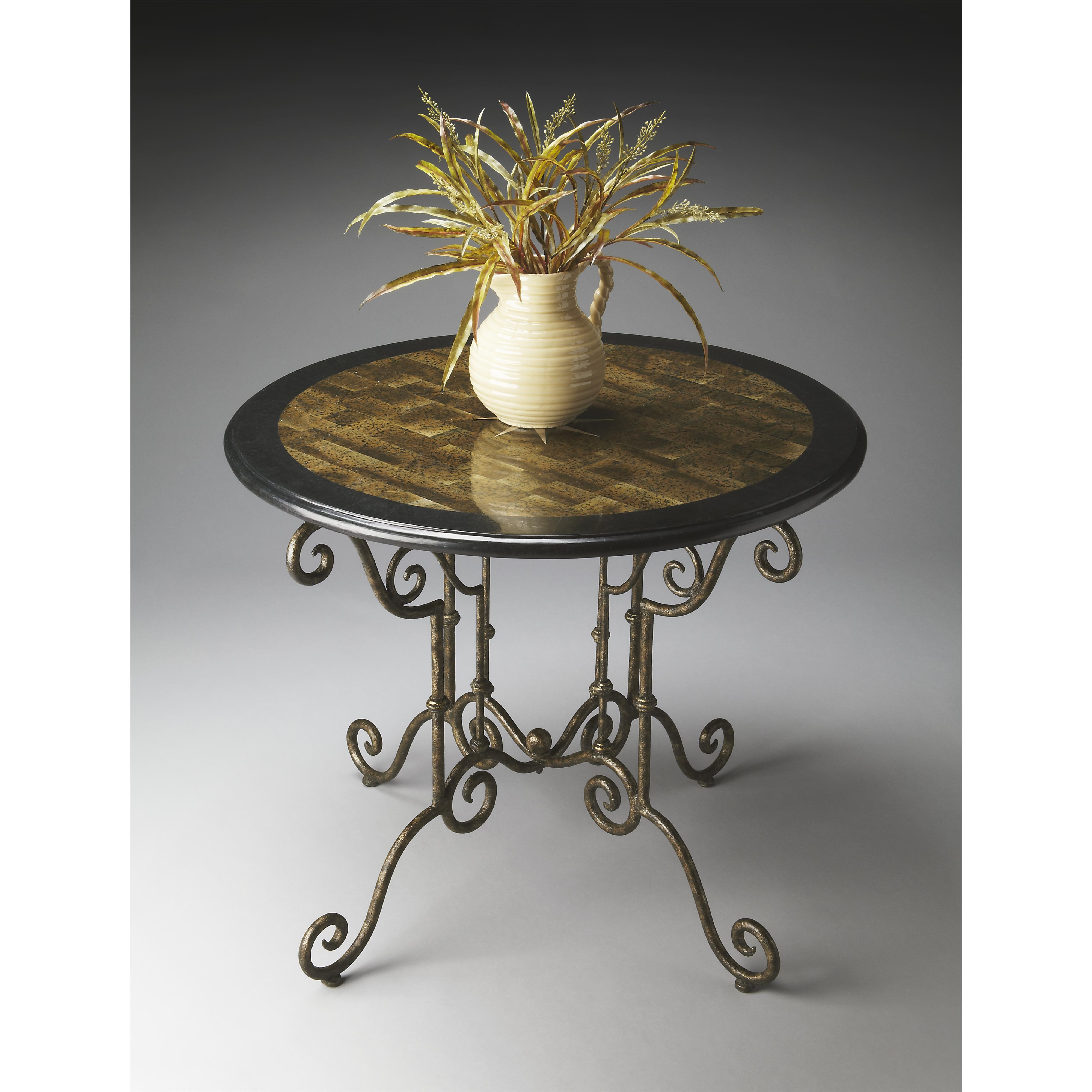 Butler Specialty Company Metalworks Foyer Table - Item Number: 2992025