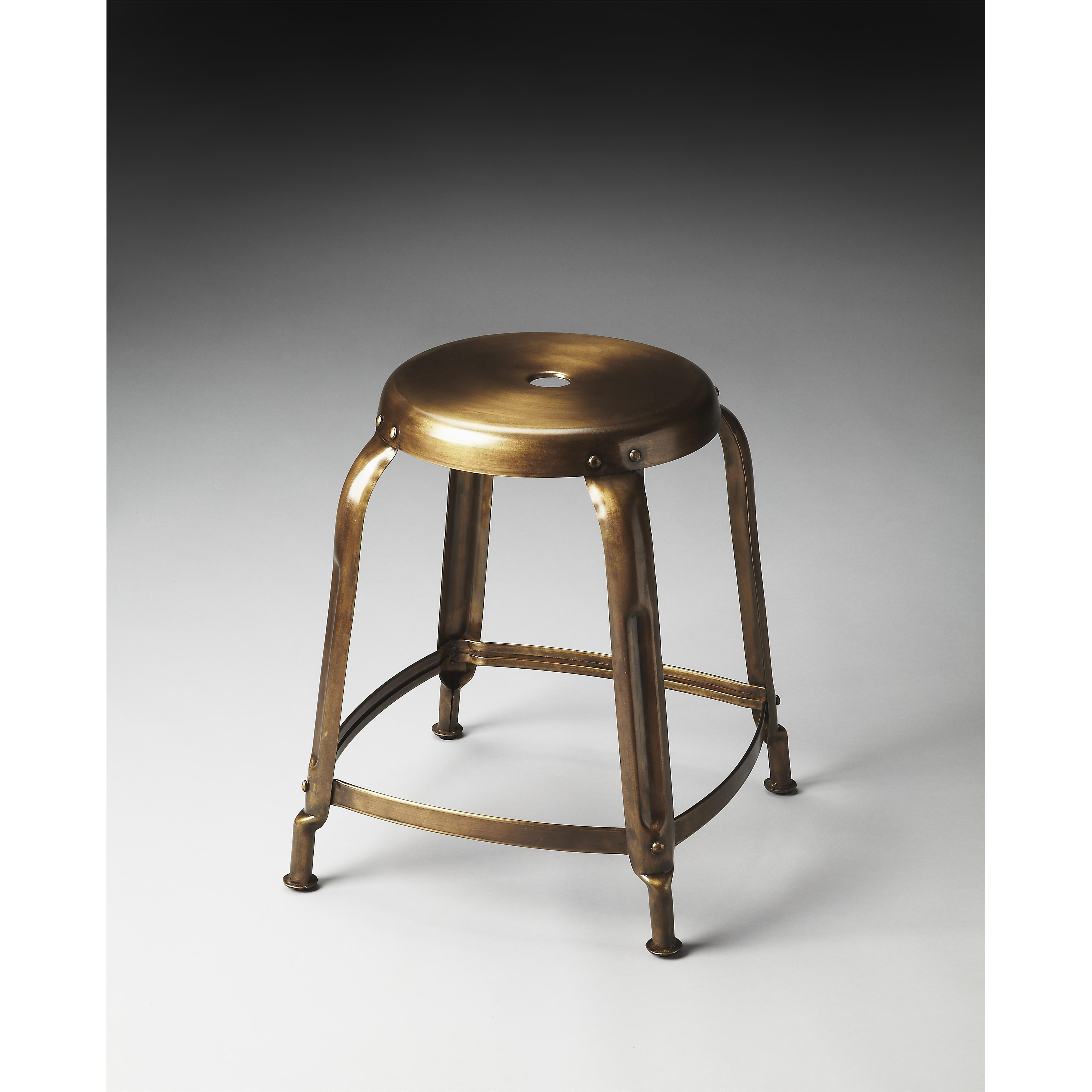 Butler Specialty Company Metalworks Stool - Item Number: 3124025