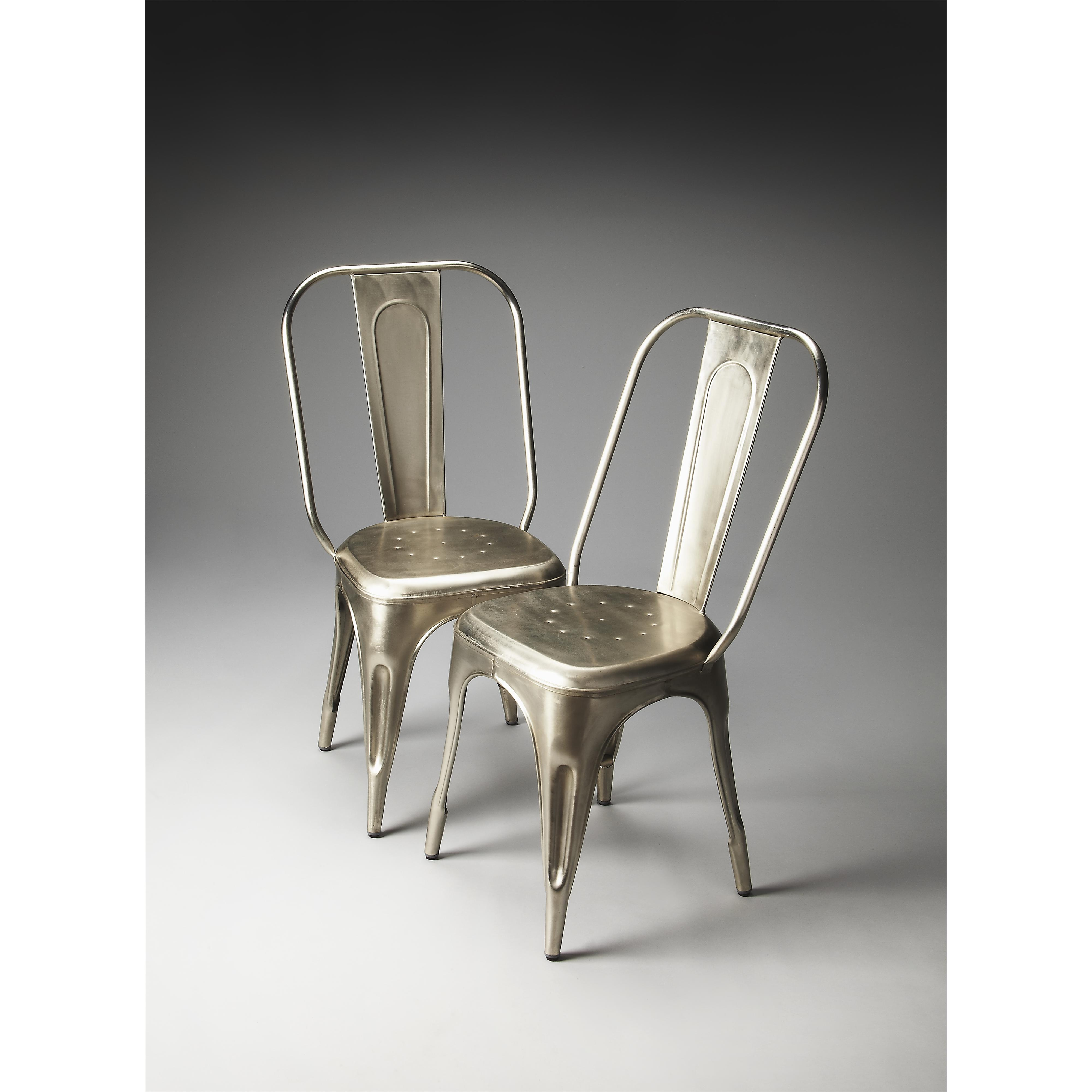 Butler Specialty Company Metalworks Side Chair - Item Number: 3127025