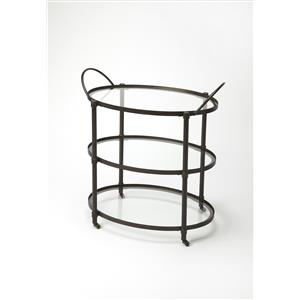 Butler Specialty Company Metalworks Serving Cart