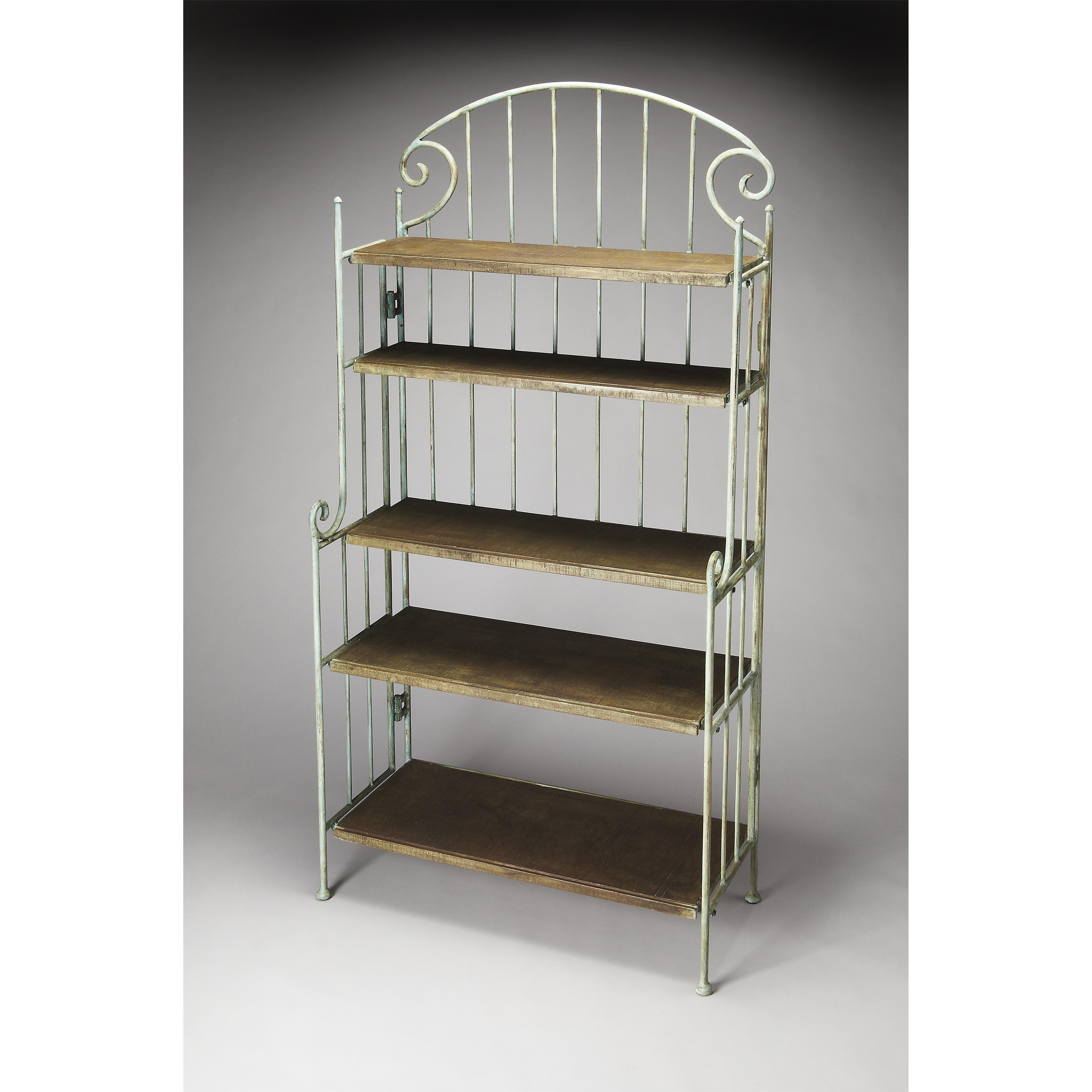 Butler Specialty Company Metalworks Baker's Rack - Item Number: 3250025