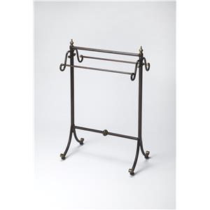 Butler Specialty Company Metalworks Blanket Stand