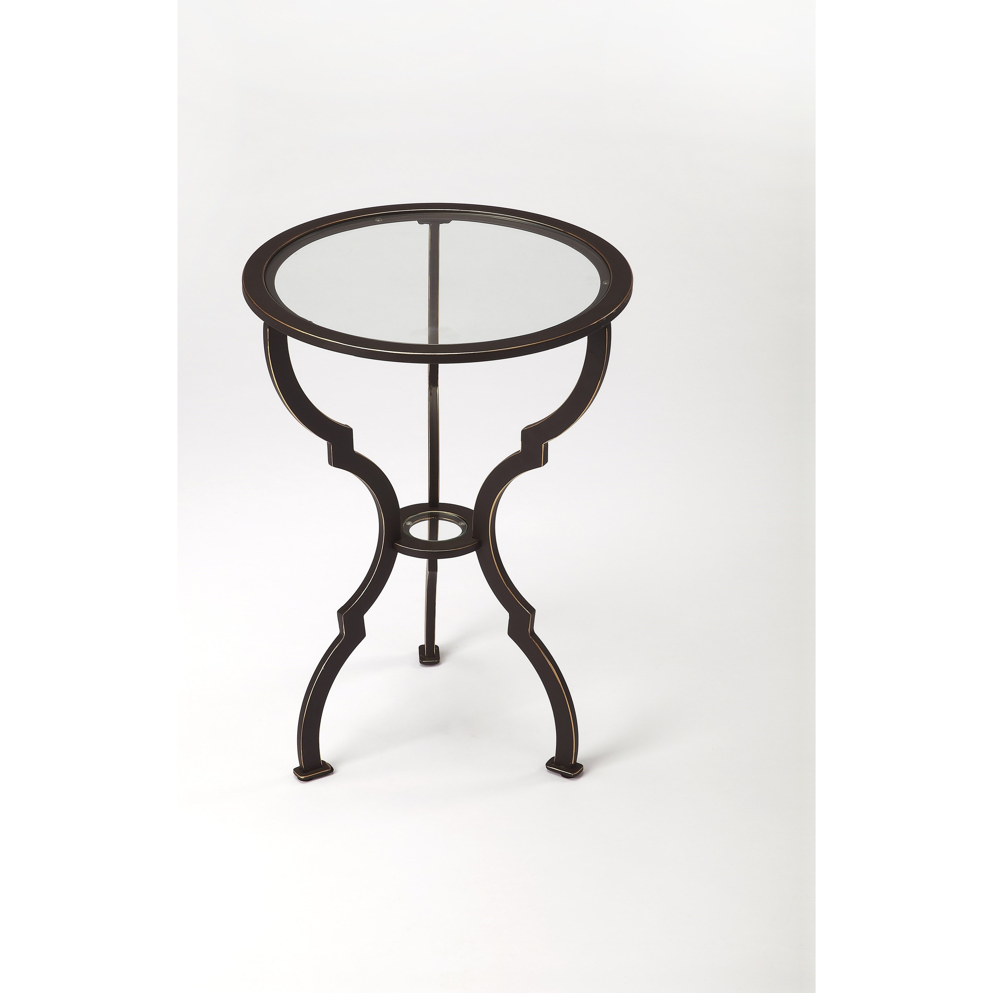 Butler Specialty Company Metalworks End Table - Item Number: 3666025