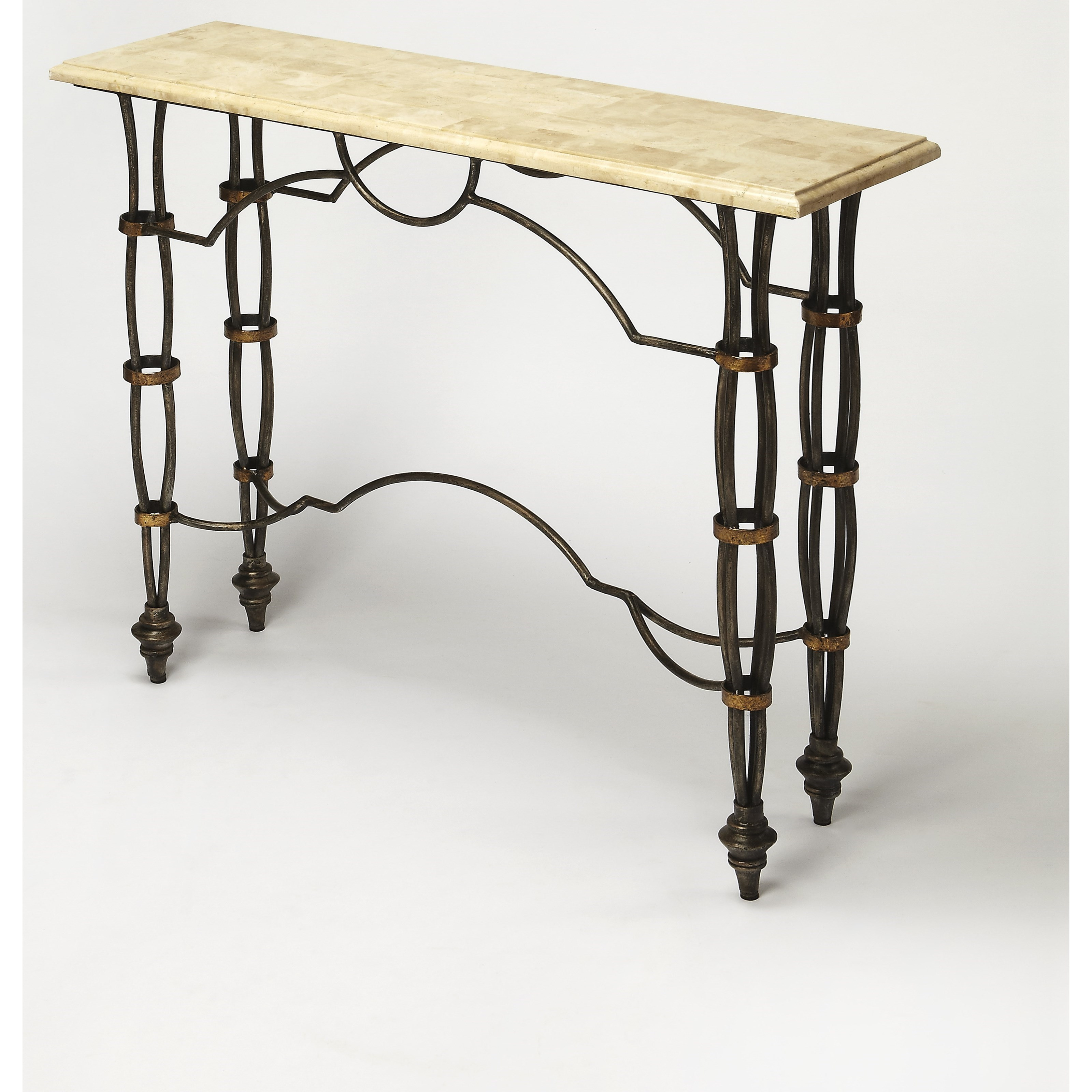 Butler Specialty Company Metalworks Console Table - Item Number: 3721025