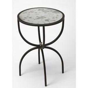 Butler Specialty Company Metalworks Side Table
