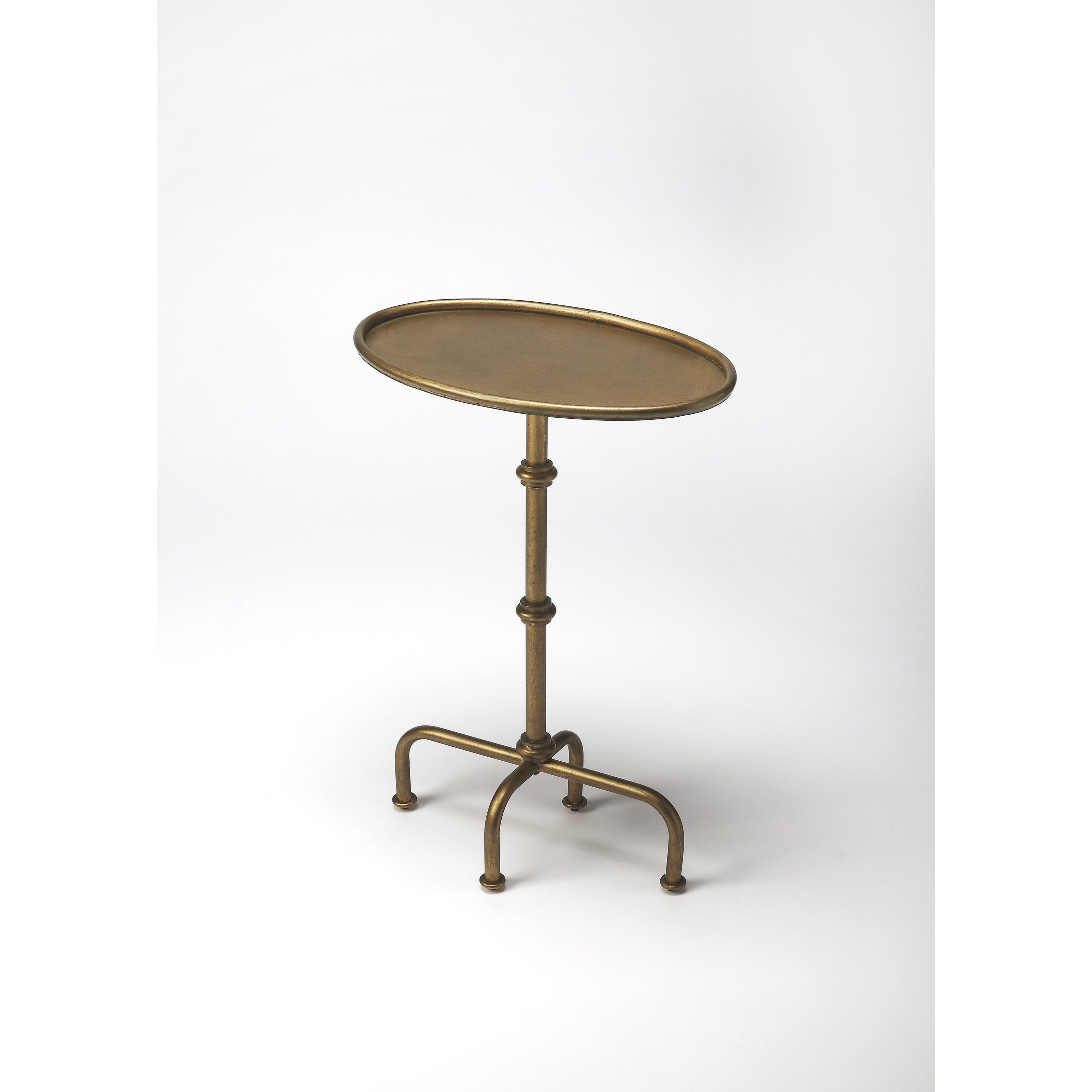 Butler Specialty Company Metalworks Pedestal Table - Item Number: 4002226