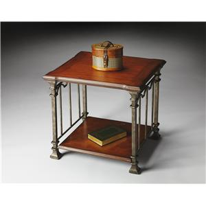 Butler Specialty Company Metalworks End Table