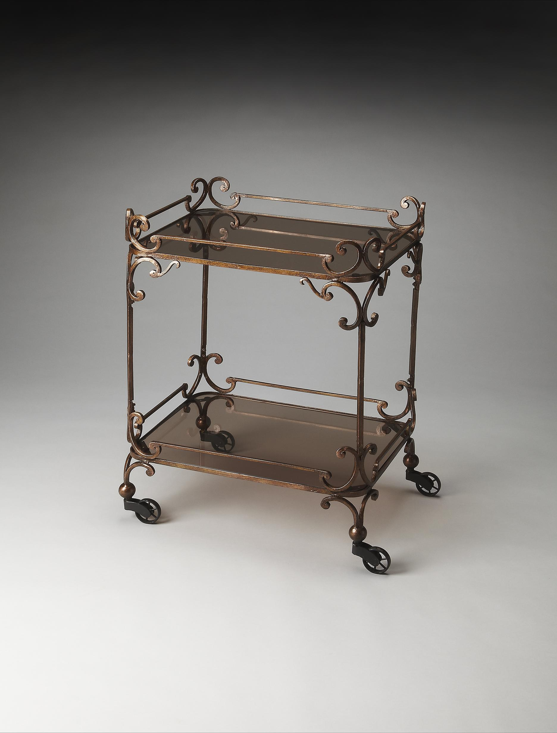 Butler Specialty Company Metalworks Serving Cart - Item Number: 4234025