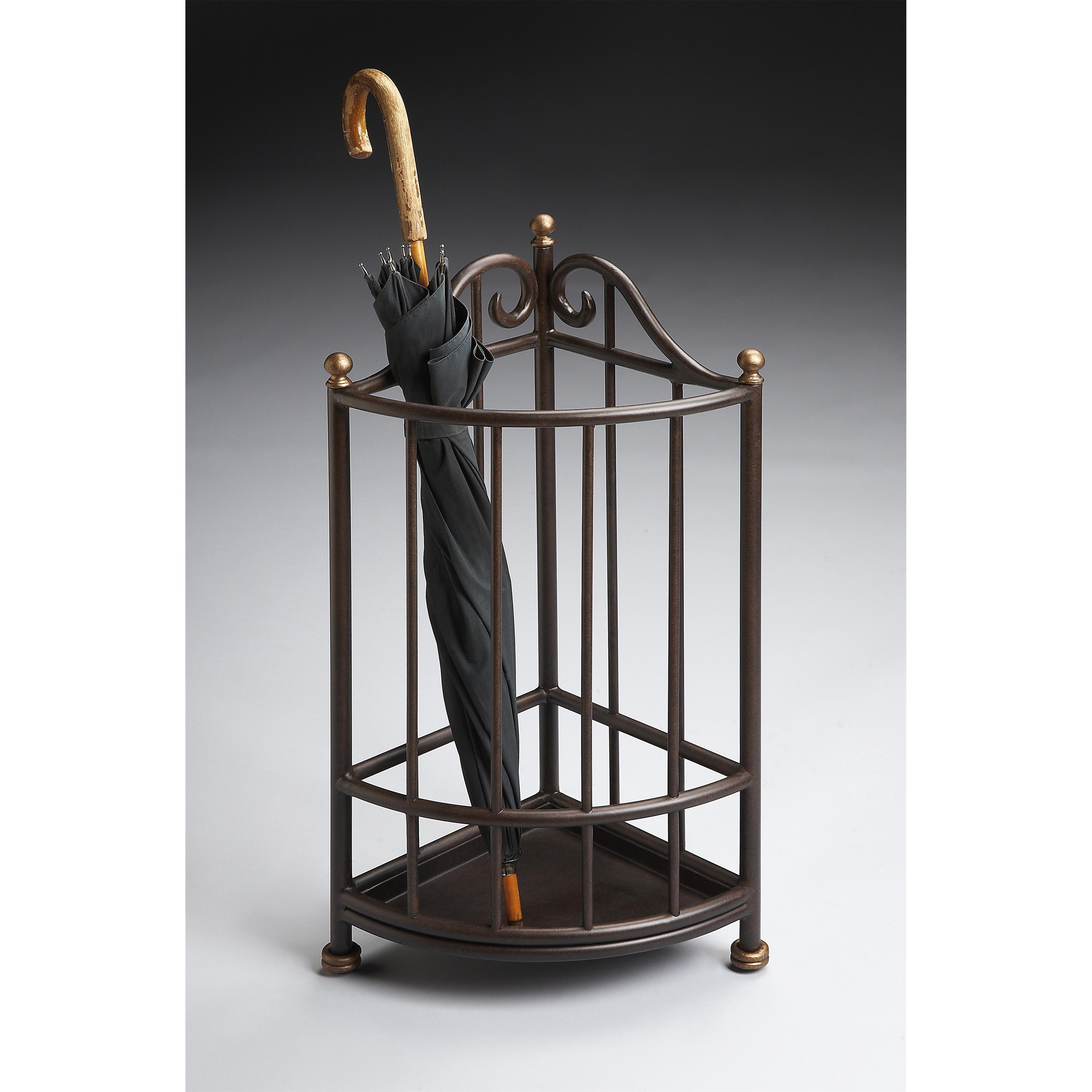 Butler Specialty Company Metalworks Umbrella Stand - Item Number: 6034025