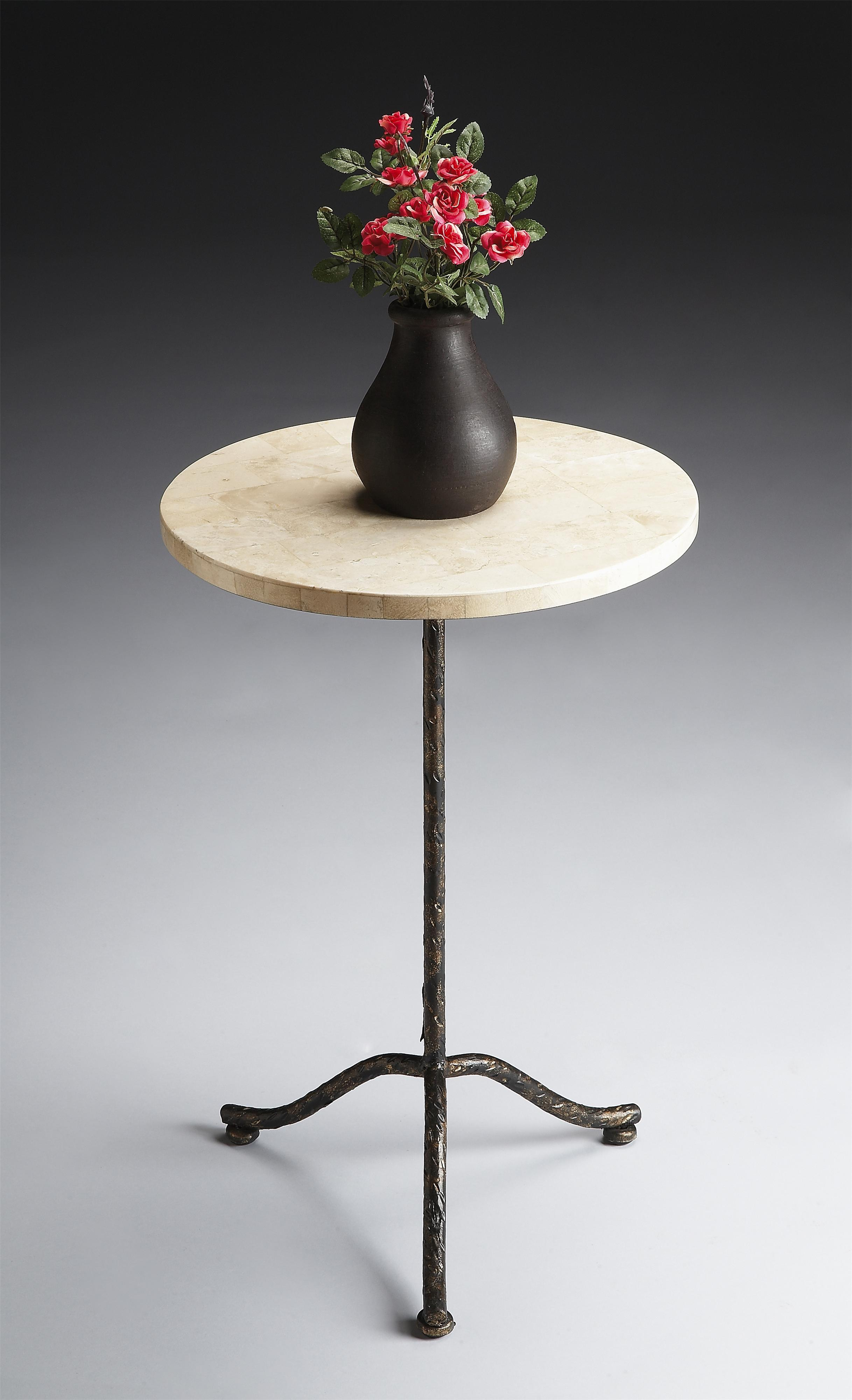 Butler Specialty Company Metalworks Pedestal Table - Item Number: 6068025