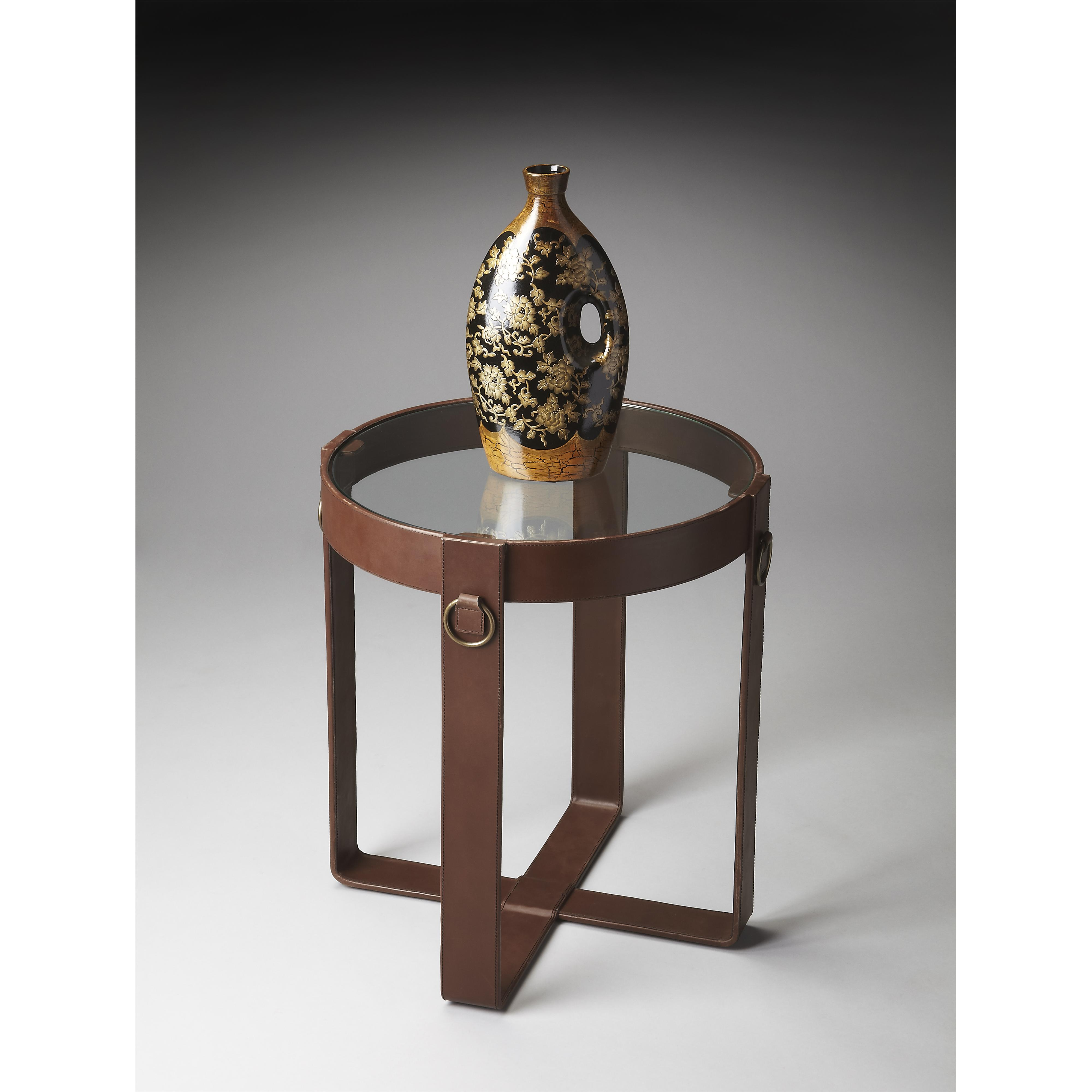 Butler Specialty Company Modern Expressions Lamp Table - Item Number: 1158260