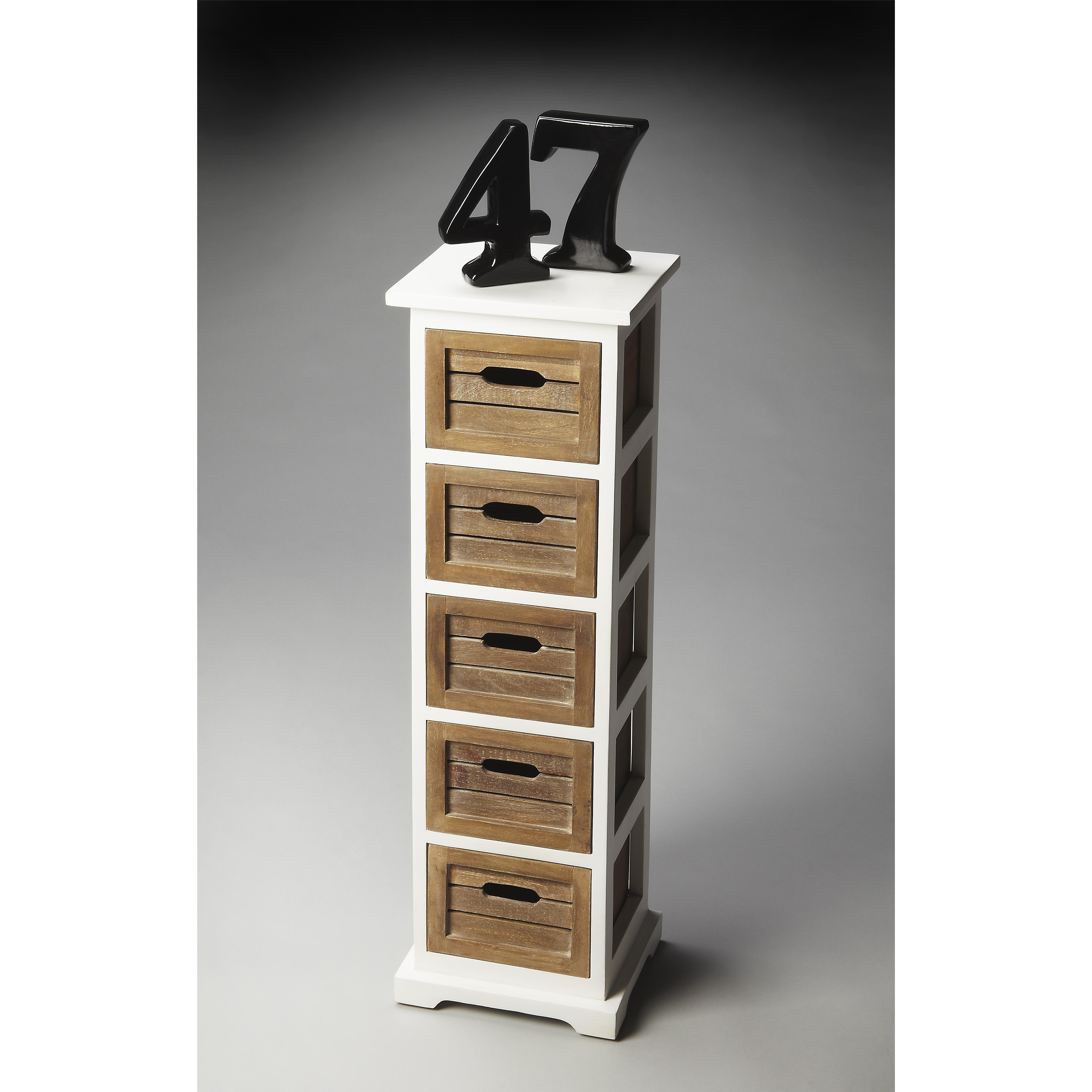 Butler Specialty Company Modern Expressions Storage Pedestal - Item Number: 2381260