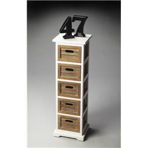 Butler Specialty Company Modern Expressions Storage Pedestal
