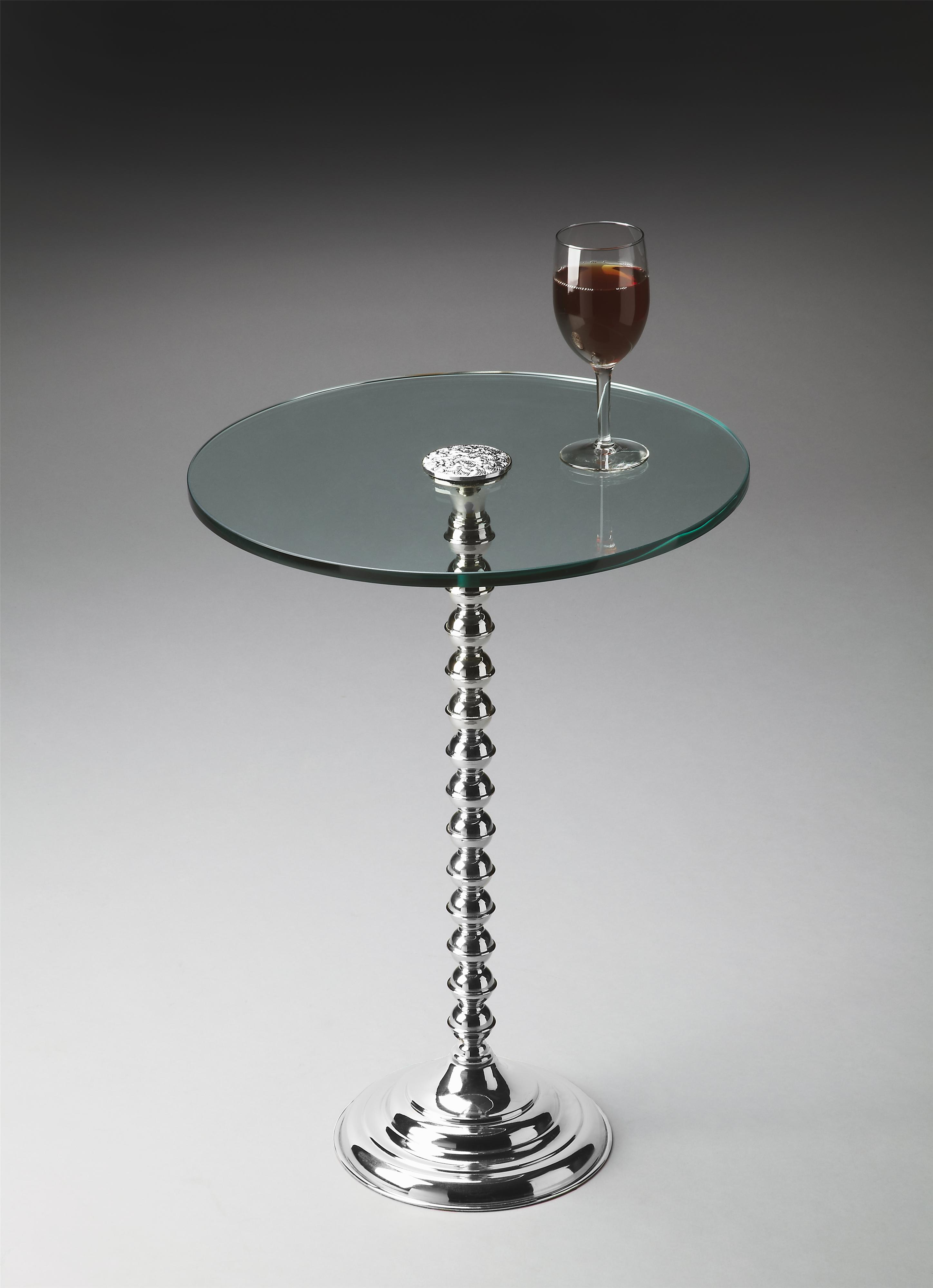Butler Specialty Company Modern Expressions Pedestal Table - Item Number: 2875220