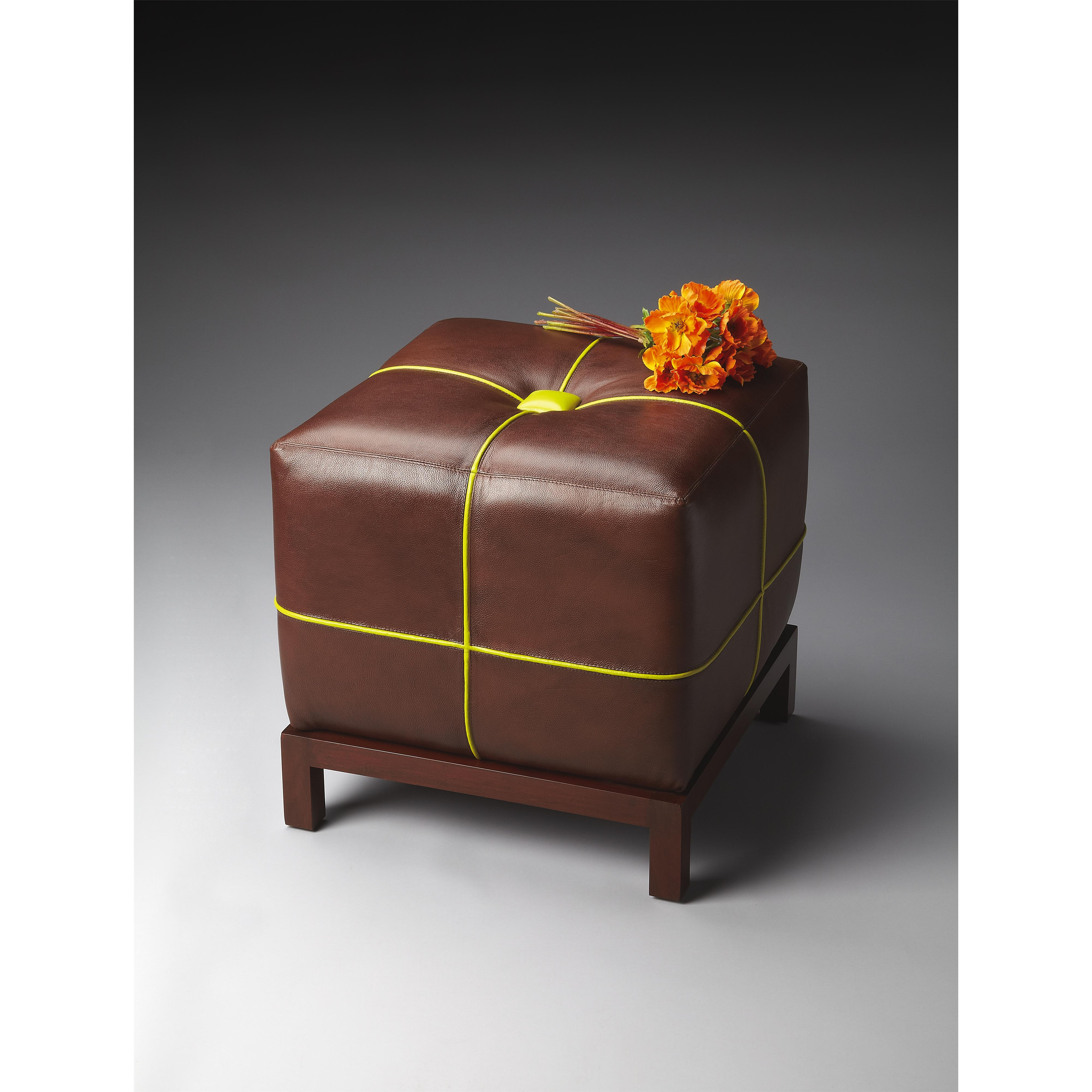Butler Specialty Company Modern Expressions Bunching Ottoman - Item Number: 4064260