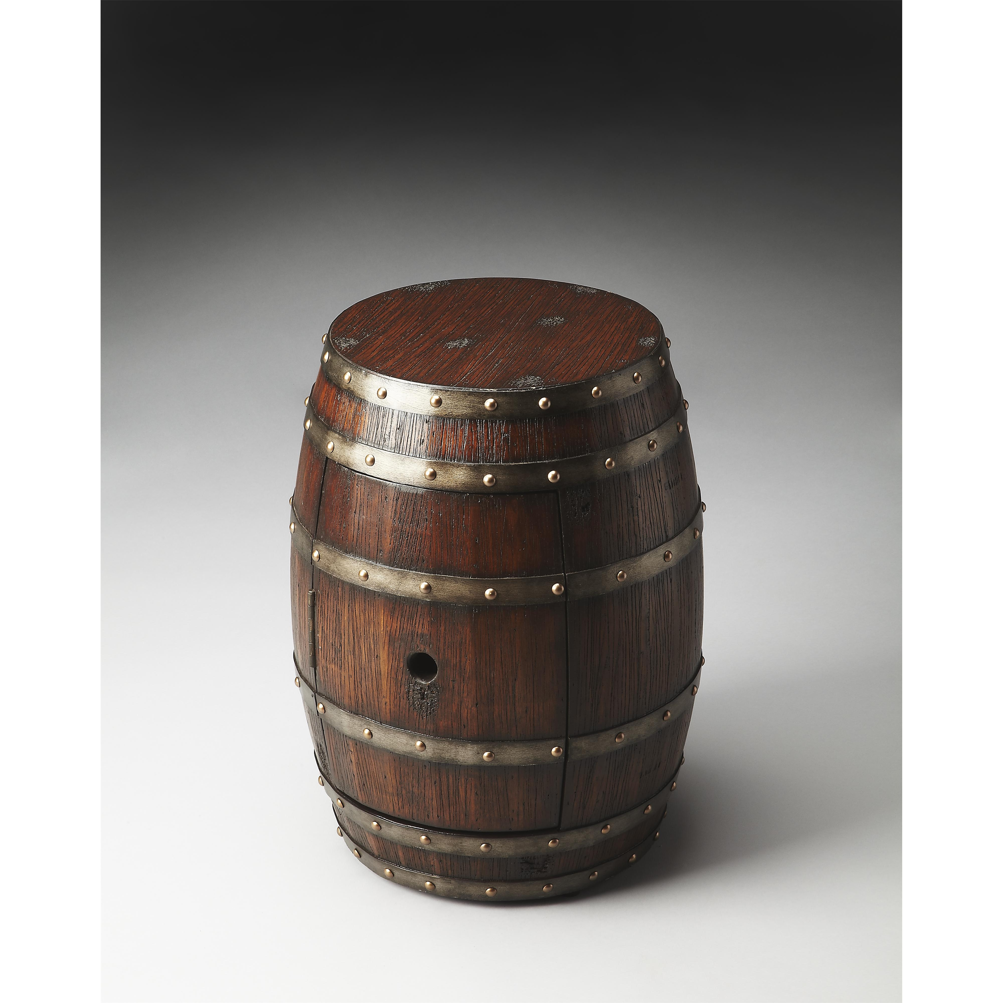 Butler Specialty Company Mountain Lodge Barrel Table - Item Number: 2520120