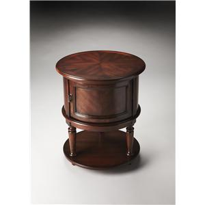Butler Specialty Company Plantation Cherry Drum Table