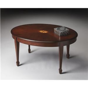 Butler Specialty Company Plantation Cherry Cocktail Table