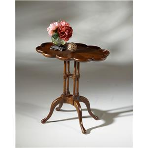 Butler Specialty Company Plantation Cherry Oval Accent Table