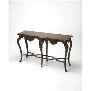Butler Specialty Company Plantation Cherry Console Table