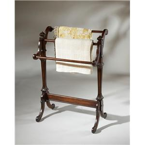 Butler Specialty Company Plantation Cherry Blanket Stand