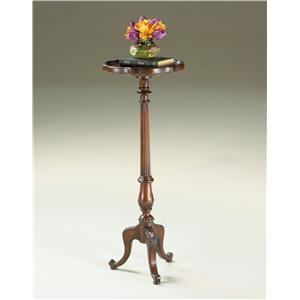 Butler Specialty Company Plantation Cherry Pedestal Plant Stand