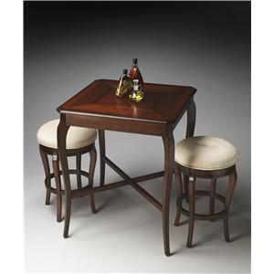 Butler Specialty Company Plantation Cherry Pub Game Table