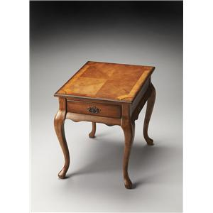 Butler Specialty Company Plantation Cherry End Table