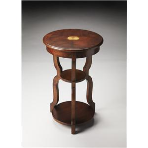 Butler Specialty Company Plantation Cherry Tiered Accent Table