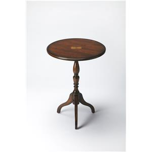 Butler Specialty Company Plantation Cherry Pedestal Table