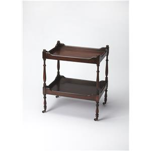 Butler Specialty Company Plantation Cherry Serving Cart