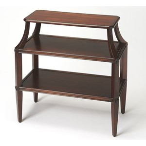 Butler Specialty Company Plantation Cherry Tiered Console Table