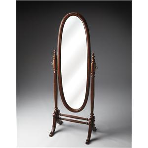 Butler Specialty Company Plantation Cherry Cheval Mirror