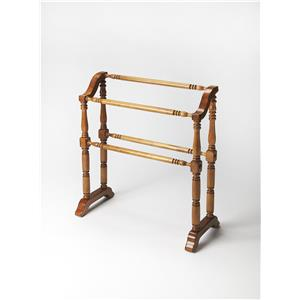 Butler Specialty Company Plantation Cherry Blanket Rack
