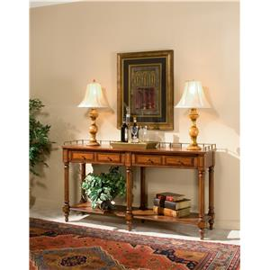 Butler Specialty Company Plantation Cherry Sofa/Console Table