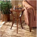 Butler Specialty Company Tables Round Accent Table - Item Number: 1328024