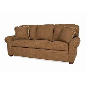 CD Pleated Arm Sofa