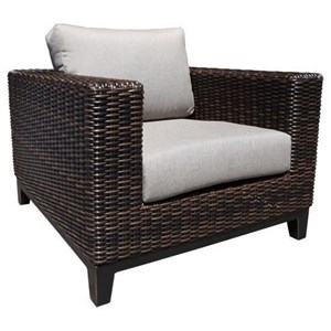 Cabana Coast Columbia upholstered Chair