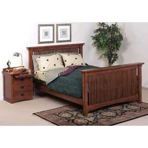 Cal Oak Fremont Hills Rake Bed
