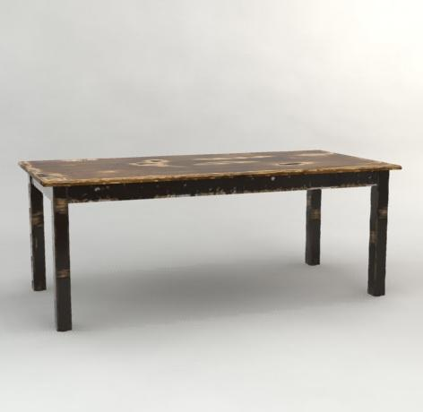 Canadel Champlain - Custom Dining Traditional Rectangular Dining Table - Item Number: TAB038783363DHDNF