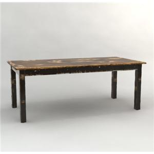 Canadel Champlain - Custom Dining Traditional Rectangular Dining Table