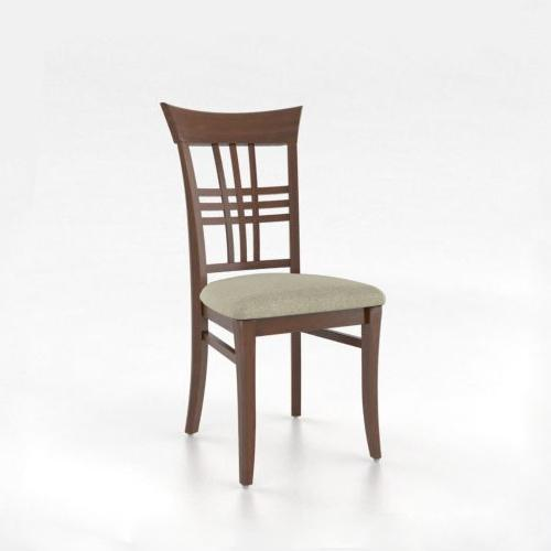 Grid Back Side Chair