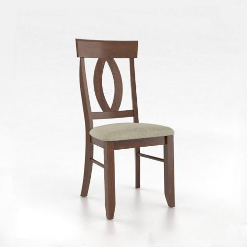 Canadel Custom Dining - Customized Side Chair - Item Number: 296634194