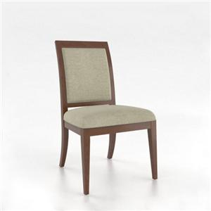 Canadel Custom Dining - Customized Upholstered Side Chair & Custom Dining - Customized (custom dining - customized) by Canadel ...