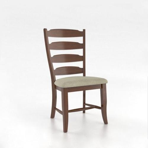 Canadel Custom Dining - Customized Ladderback Side Chair - Item Number: 544723472