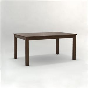 Canadel Custom Dining - Customized Dining Table